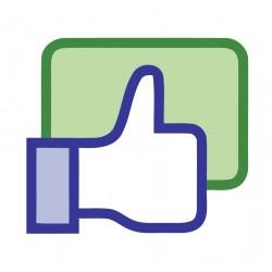 Polskie lajki reakcje pod komentarzem Facebook